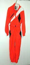 Black Diamond Suit Teijin Super Microft Orange/Black/White Size L
