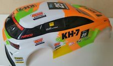 1/10 RC coche 190mm Rally sobre carretera deriva asiento Body Shell