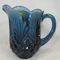 Shannon Crystal Rare Blue Dublin Pitcher - Excellent Condition - FREE SHIPPING