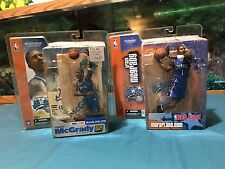 McFarlane NBA Tracy McGrady Lot Of 2 Orlando Magic Series 2,5