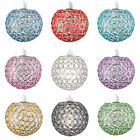 Modern Acrylic Crystal Ceiling Pendant Light Shade Jewel Ball Chandeliers Shades
