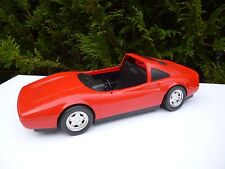 🍓 Ancienne Voiture Ferrari 328-GTS Rouge Barbie Mattel Année 1986 France
