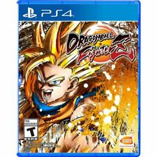 Dragon Ball FighterZ (Sony PlayStation 4) New Free Shipping