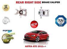 para Opel ASTRA GTC 2011- > NUEVO trasero lado derecho pinza de freno unidad