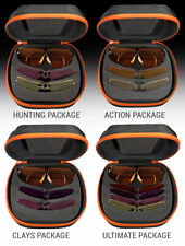 Decot Hywyd Shooting Glasses Kit With 3-5 Lenses