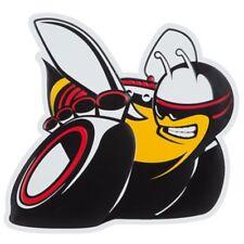 """Dodge Super Bee Logo  Embossed Metal Sign 15"""" X 15""""  shop 69 Garage Hellcat"""