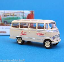 Brekina H0 36168 MB O 319 Bus Der Lustige Adenauer Mercedes OVP HO 1:87