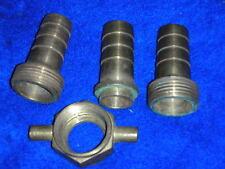 LOT raccord de TUYAUX tuyau ARROSAGE sanitaire PLOMBERIE pour robinet EXTERIEUR