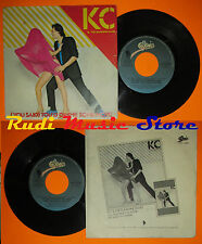 LP 45 7'' KC & THE SUNSHINE BAND You said You'd gimme 1982 italy EPIC*cd mc dvd