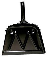 "Impact Products 12"", Black Metal Dust Pan 4212-90"