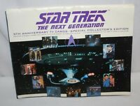 12 Star Trek TNG 5th Anniversary Special Collector's Edition 11 x 14 Prints