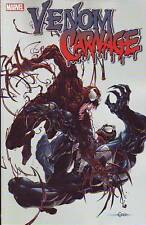 Venom vs. Carnage trade paperback Spider-man Marvel Comics