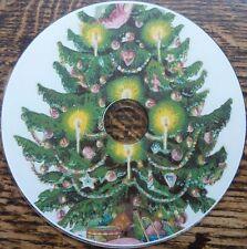 Vintage christmas noël arbres bonhomme de neige animaux cartes rhymes art 2000+ images dvd