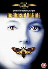 The Silence Of The Lambs DVD As New & Sealed Anthony Hopkins, Scott Glenn, Jodie