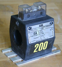 ABB 200:5A Current Transformer - Type CSF