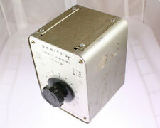 Ohmite VT5E Variable Transformer 0-140 VAC Output 38 Amp 125VAC Supply Volt