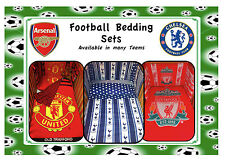 Football Bedding Set for cot, Cot bed and cribs MAN UTD and many other teams ..)