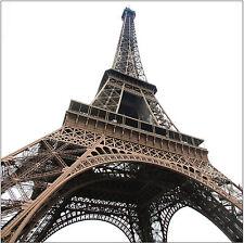 Sticker boite aux lettres Tour Eiffel 30x30cm réf 492