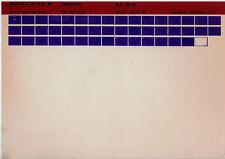 DUCATI Tempario m.y.00 aprile'00 91270471d _ microfilm _ Microfich _ Fich _ elenco
