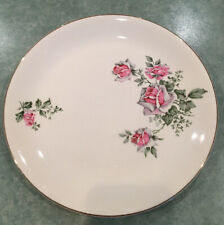 Alfred Meakin Dinner Plate , Spring Rose Pattern
