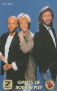 Telefoonkaart / Phonecard ongebruikt prepaid - Bee Gees (R15)