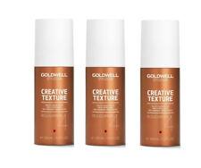 Roughman Capelli Goldwell Texture Incolla stile 4 MATTE CREMA PASTA 100 ml confezione da 3