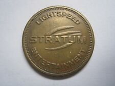 Stratum Laser Tag Mesa Arizona Token Coin 0826-1