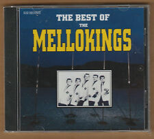 """MELLOKINGS cd """"the Best Of"""" 2003 DAD Germany Import NEW Sealed 22 Tracks OLDIES"""