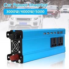 4000W DC12V à AC220V LED Numérique Puissance Inverter Onduleur Convertisseur
