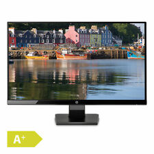 HP 27w Full HD PC Monitor 27 Zoll IPS Panel 60 Hz 16:9 HDMI VGA Bildschirm