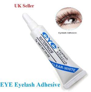 💙EYE-DUO Eyelash Glue Adhesive Strong Clear  Waterproof *UK-Seller*