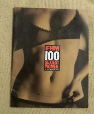 FHM Magazine Supplement 100 Sexiest Women In The World 2001