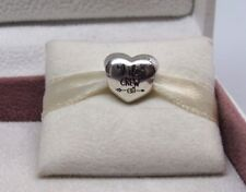 "New w/Box Pandora ""I Do"" Crew Charm ENG790137_12 Wedding Party Bridesmaid Honor"