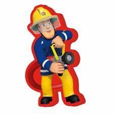 Konturen-Kissen Sam | 40 x 22 cm | Feuerwehrmann Sam | Kinder Dekokissen