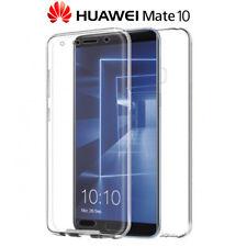 Funda Proteccion 360º Gel TPU Hibrida Transparente para Huawei Mate 10