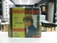 "Françoise Sagan Y Annabel 10 "" Spanisch 1959 Klappcover"