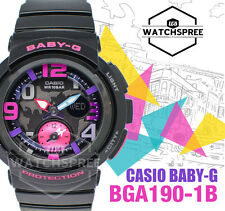 Casio Baby-G Beach Traveler Series Watch BGA190-1B