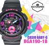 Casio Baby-G Beach Traveler Series Watch BGA190-1B