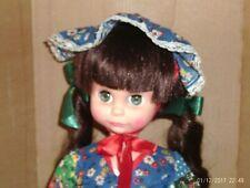 1963 vintage 16 in. vinyl/ plastic/ jointed Uneeda girl doll