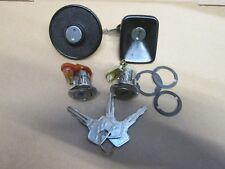 AUSTIN  METRO MK 1 GENUINE LOCK SET(2 X DOOR 1 X PETROL LOCK 1 X BOOT LOCK NEW )