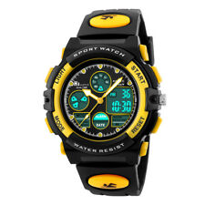 Hiwatch Kids Sport Watch Outdoor LED Digital for Boys Girls Teenagers Xmas Gift