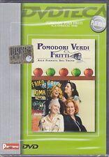 Dvd **POMODORI VERDI FRITTI ALLA FERMATA DEL TRENO**  nuovo 1992