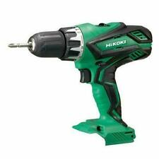 HiKOKI DV18DGL 18V Cordless li-ion Combi Drill with the fitting case only