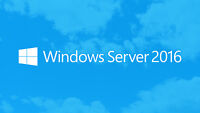 Windows Server 2016 Essentials 64-bit License - Multilanguage