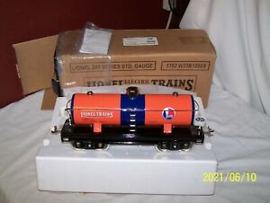 MTH 11-30131 LIONEL LINES 215 STD. GAUGE OIL TANK CAR ~TINPLATE ~ NEW OLD STOCK