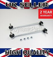 MERCEDES S203 W203 CL203 STABILISER ANTI ROLL BAR DROP LINKS FRONT L / R (PAIR)