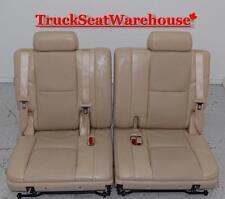 Chevy Truck Cadillac Escalade Third Row Seats 3rd Seating Tahoe Yukon Suburban