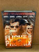 Flight of the Phoenix (DVD, 2005, English Full Screen Version) USA/CANADA NEW