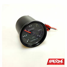 NEWSOUTH PERFORMANCE INDIGO -1 BAR+2 BAR BOOST GAUGE VW GOLF 4 & 5 PETROL GAU013
