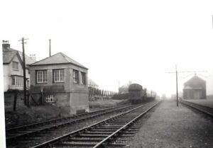 Rail Photo GWR Princetown station signal box Devon Yelverton burrator ingra tor